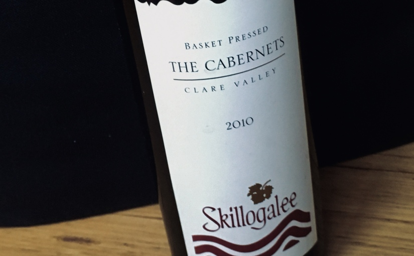 2010 Skillogalee The Cabernets
