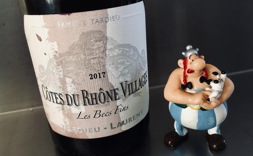 2017 Tardieu Laurent Les Becs Fins Côtes du RhôneVillages