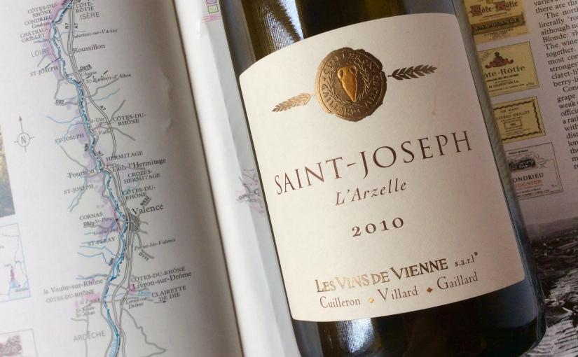 2010 Les Vins de Vienne Saint JosephL'Arzelle