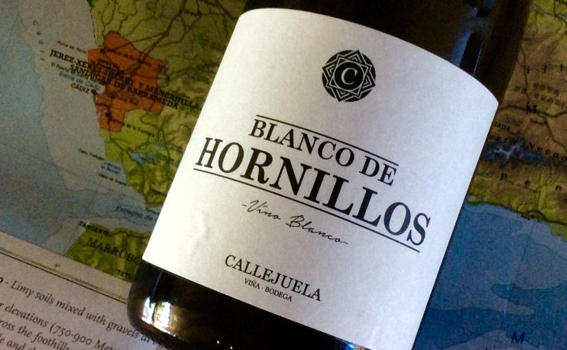 2017 Viña Callejuela Blanco deHornillos