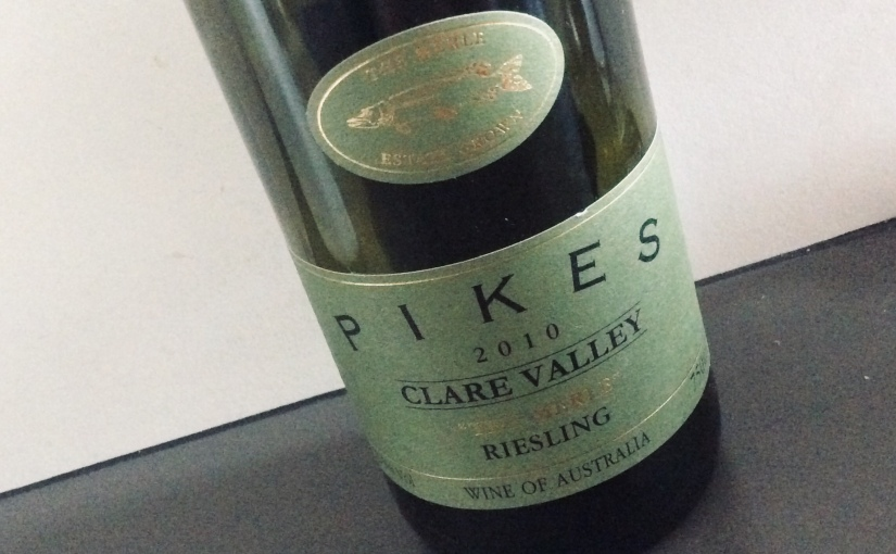 2010 Pikes The Merle Riesling
