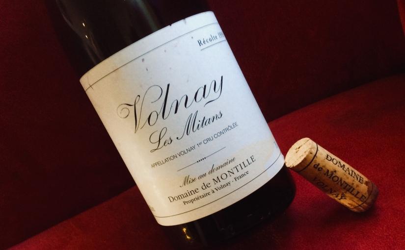 1999 Domaine de Montille Volnay 1er cru LesMitans
