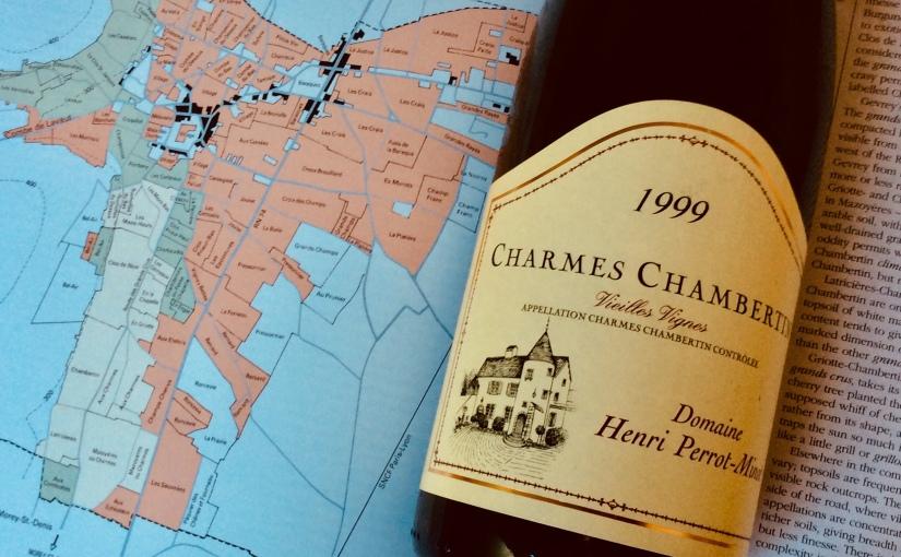1999 Domaine Perrot Minot CharmesChambertin