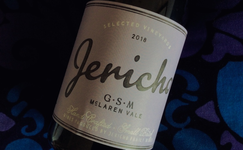 2018 Jericho GSM