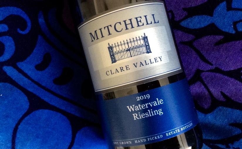 2019 Mitchell WatervaleRiesling