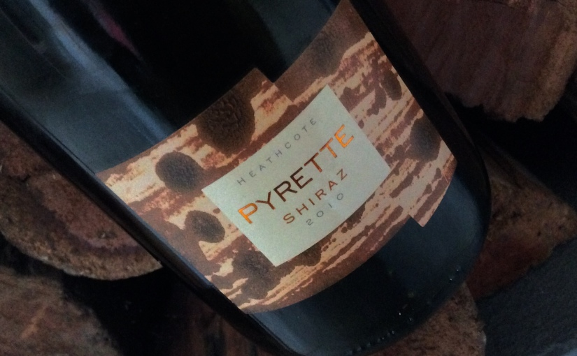 2010 Bindi Pyrette Heathcote Shiraz