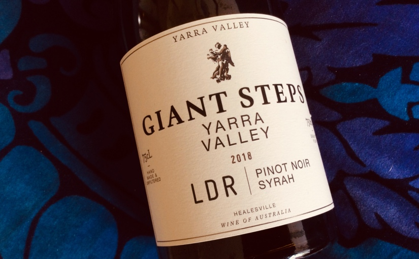 2018 Giant Steps LDR Pinot Noir and Syrah