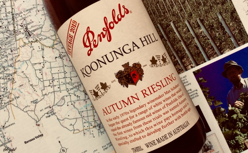 2019 Penfolds Koonunga Hill Autumn Riesling