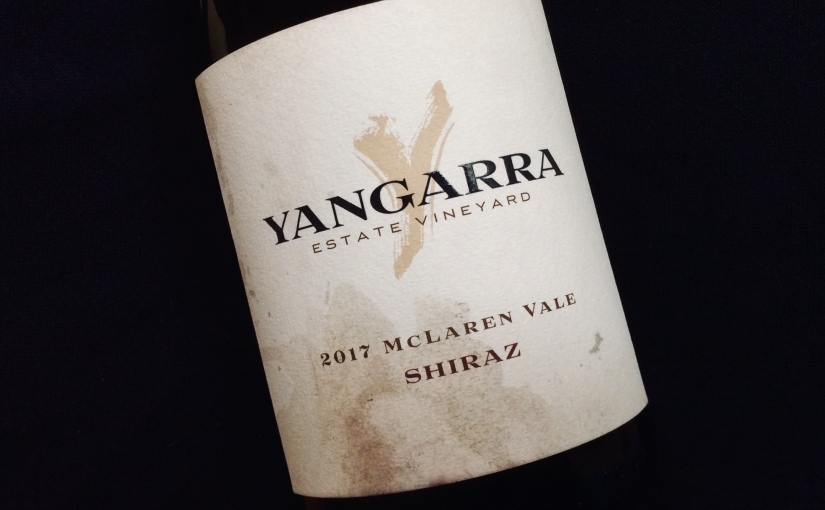 2017 Yangarra Estate Shiraz