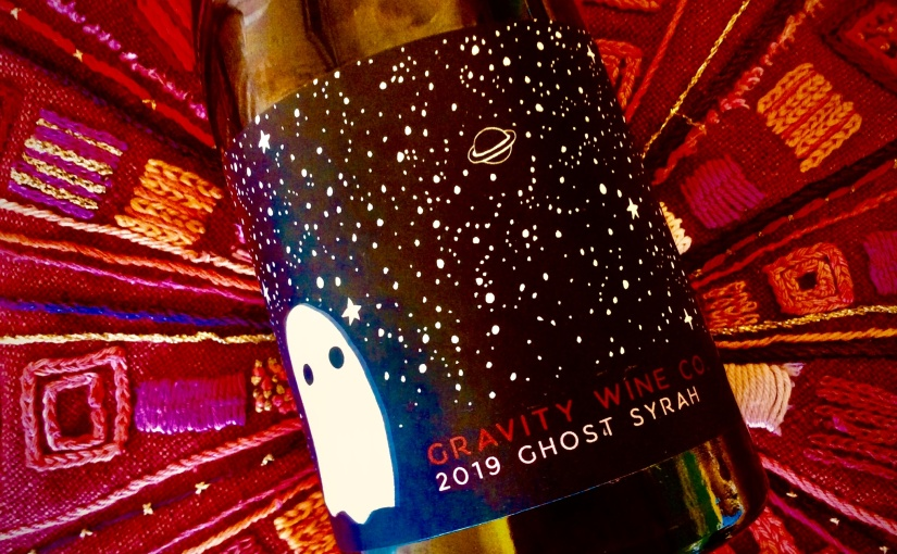 2019 Gravity Wine Co Ghost Syrah
