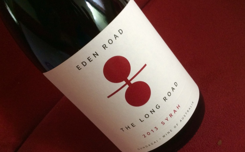2013 Eden Road The Long Road Gundagai Syrah