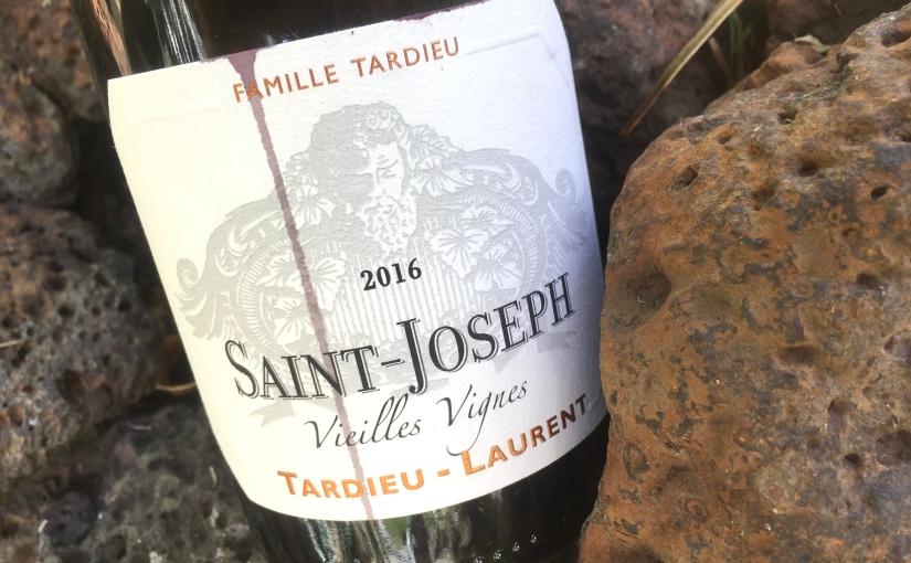 2016 Tardieu Laurent Saint Joseph VieillesVignes