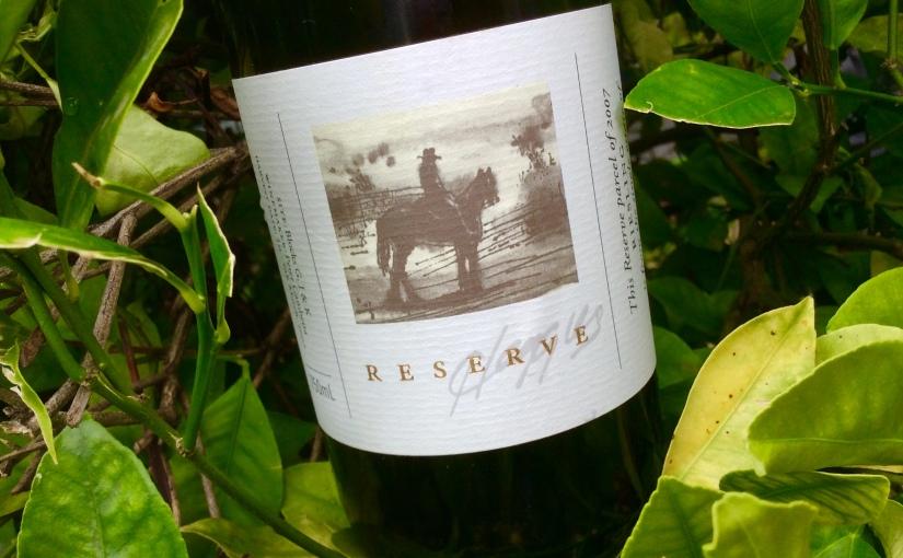 2007 Heggies Vineyard ReserveRiesling