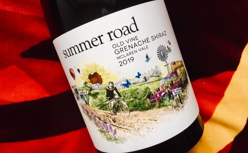 2019 Thistledown Summer Road Old Vine GrenacheShiraz
