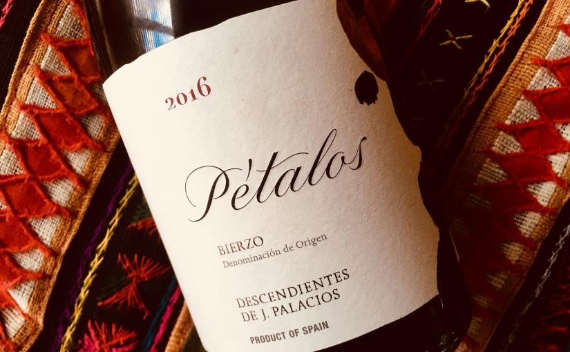 2016 Decendientes de J Palacios PétalosBierzo
