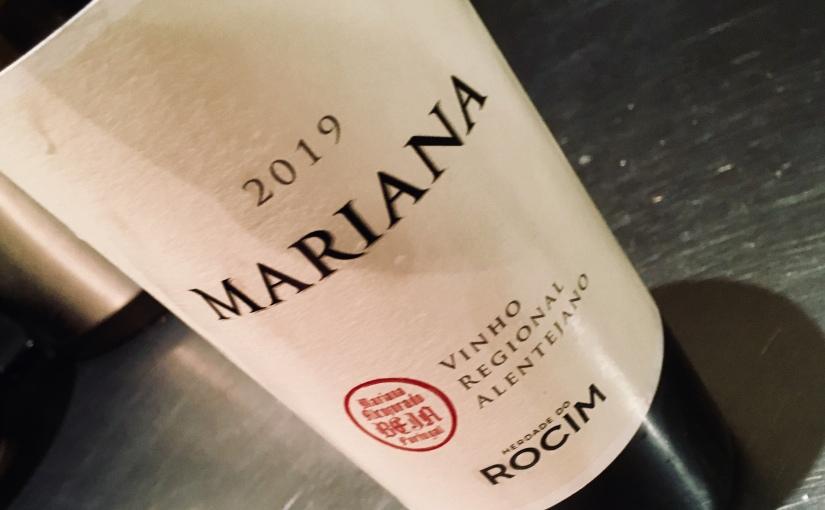 2019 Heredade Rocim Mariana Vinho RegionalAlentejano