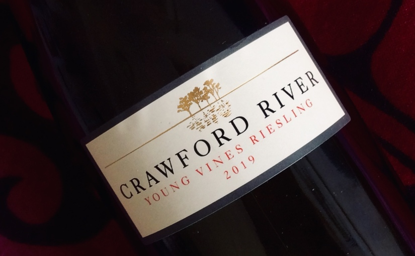 2019 Crawford River Young VinesRiesling