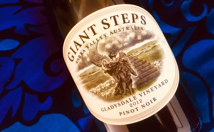 2012 Giant Steps Gladysdale Vineyard PinotNoir