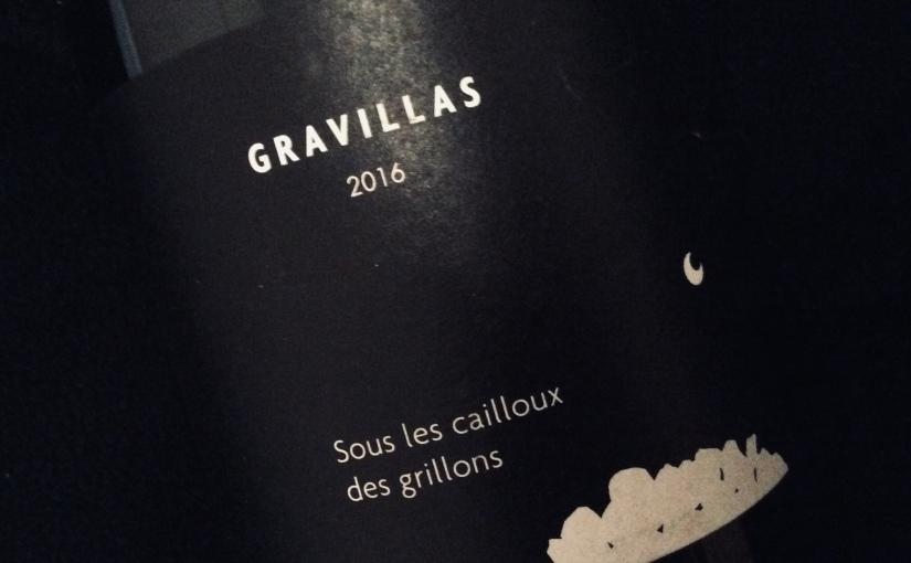 2016 Clos du Gravillas Sous les cailloux des grillons Vin de Pays de Côtes duBrian