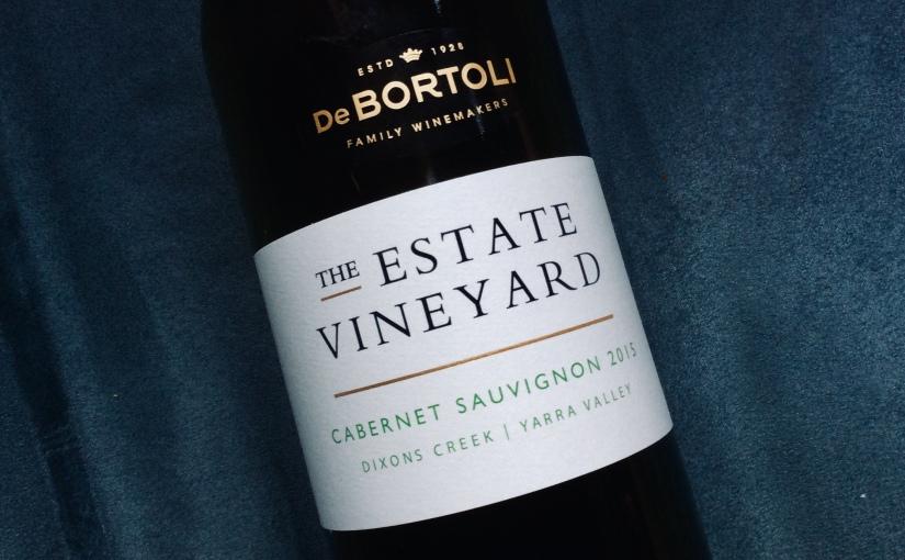 2015 De Bortoli The Estate CabernetSauvignon