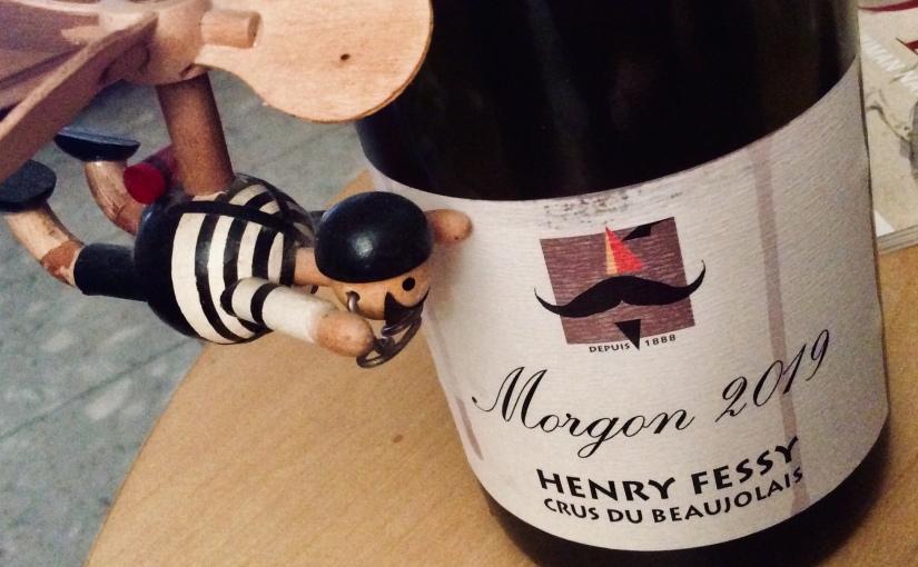 2019 Henry Fessy Morgon Crus deBeaujolais