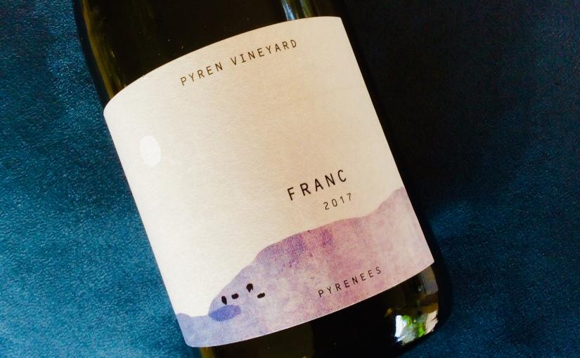 2017 Pyren Vineyard EarthscapeFranc
