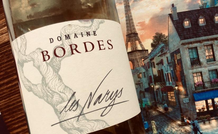 2017 Domaine Bordes Les Narys SaintChinian