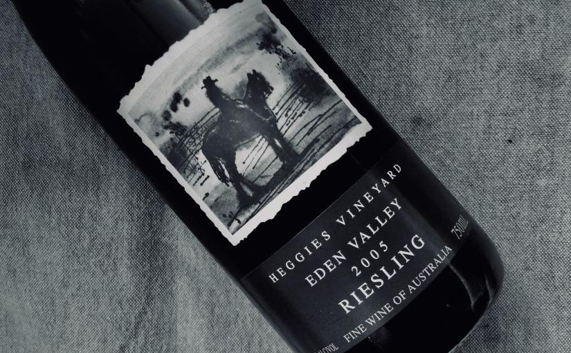 2005 Heggies Vineyard Eden ValleyRiesling