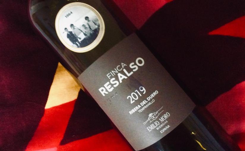 2019 Emilio Moro Finca Resalo Ribera delDuero