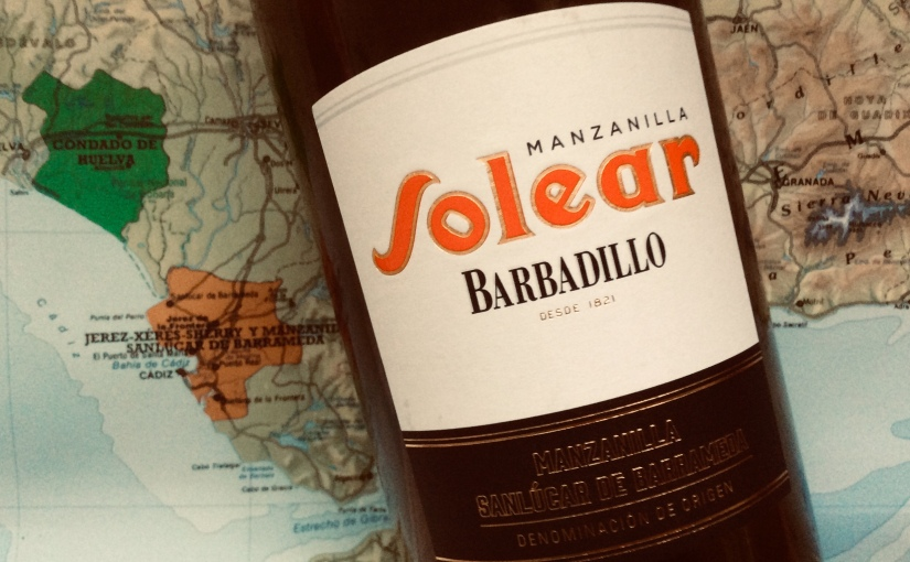 Barbadillo Solear Manzanilla Sanlucar de Barremeda DO lot L20 –329